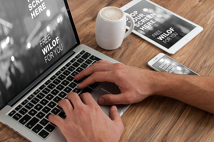 Create an effective web presence