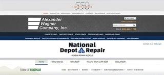 Formal website headers from KathodeRay