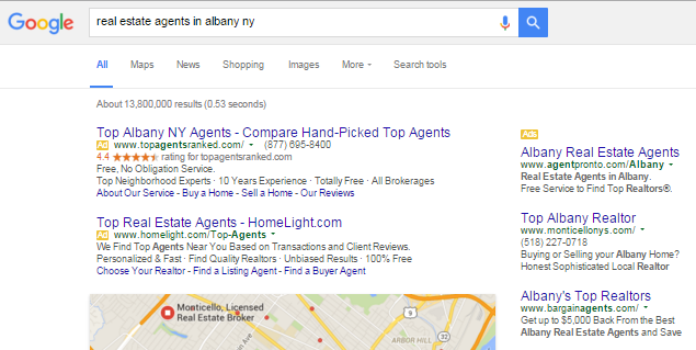 "Search results for ""real estate agents in Albany NY"""