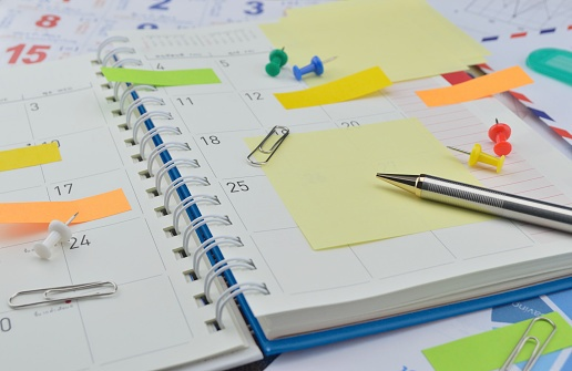 A Daily, Weekly & Monthly Google AdWords Schedule