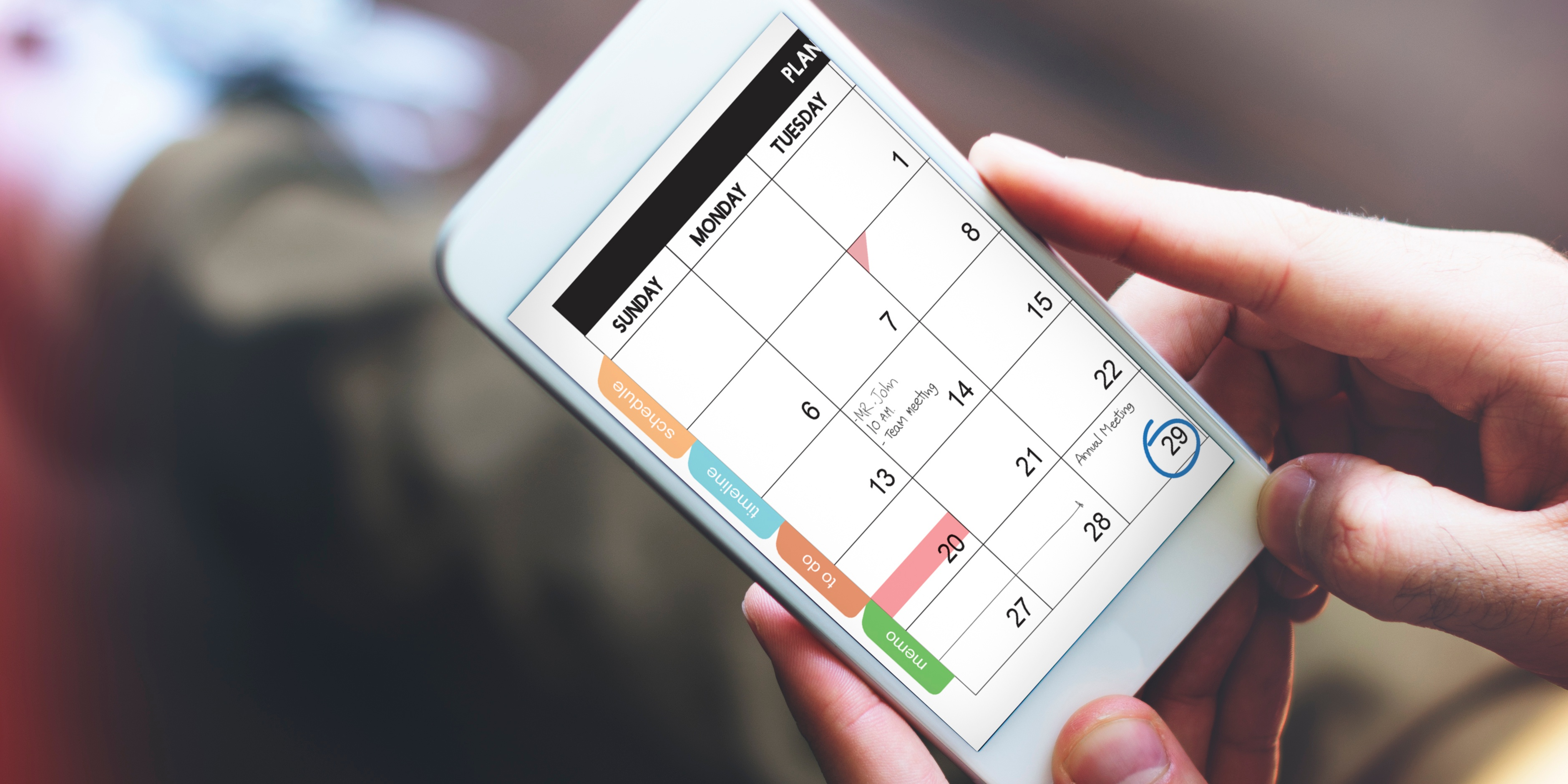 4 Benefits of Using a Social Media Content Calendar