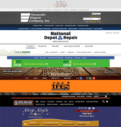 Creating an Effective Website Header